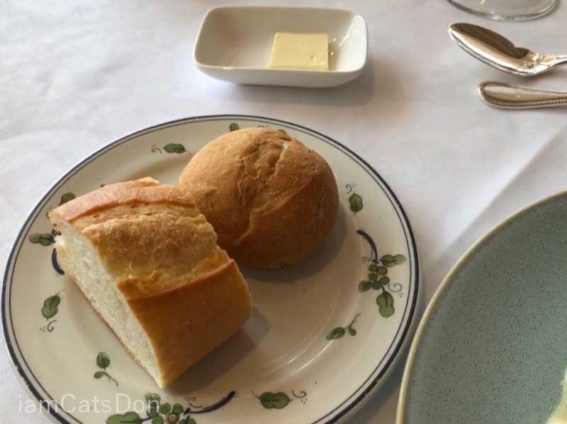 ホテルオハラ ランチ パン