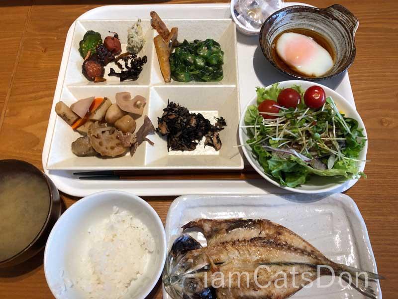 ココチホテル 沼津 朝食1
