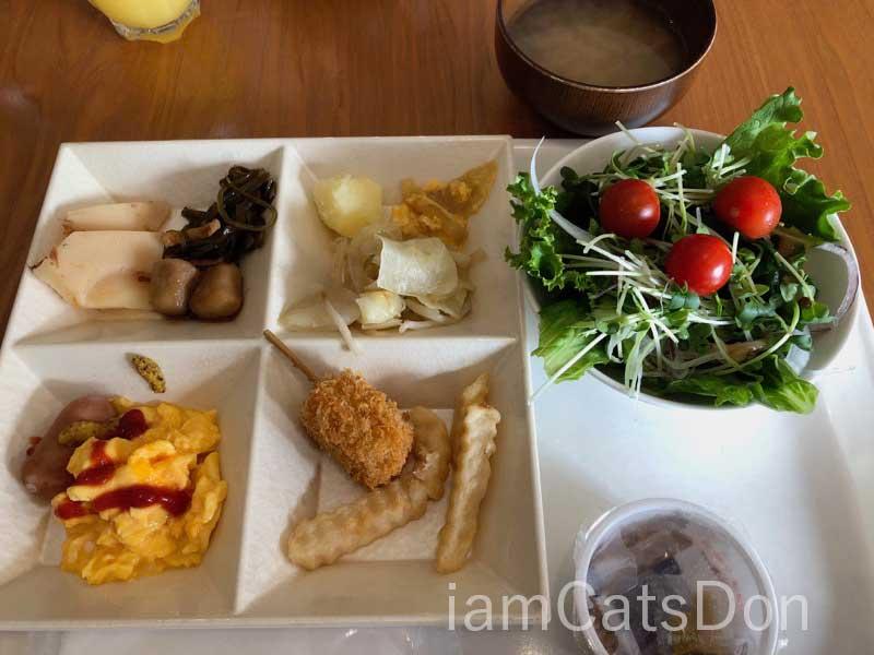 ココチホテル 沼津 朝食2