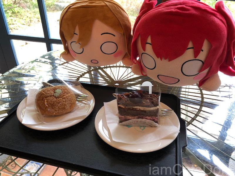2020年 高海千歌 誕生日 リヴァージュ 喫茶 ケーキ1