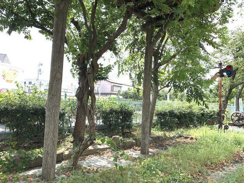 蛇松緑道 沼津 蛇松広場4