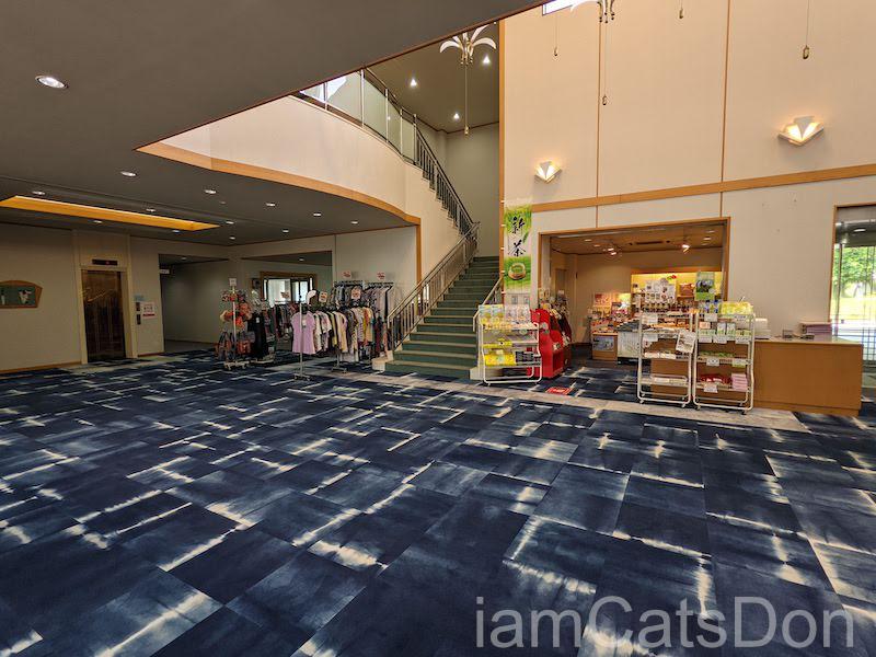 KKR沼津はまゆう ホテル&リゾート 1階 ロビー お土産もの販売コーナー