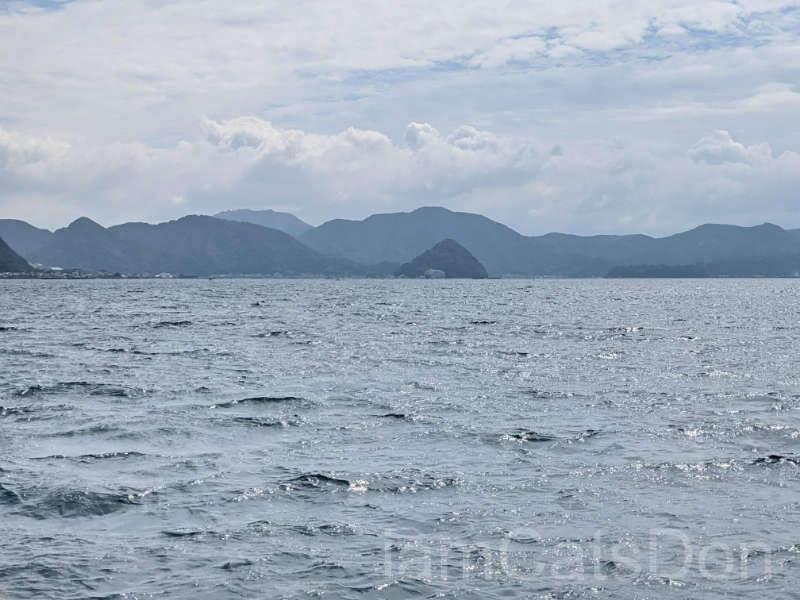 鳥観光汽船沼津港 奥駿河湾クルージング「沼津港周遊コース」淡島